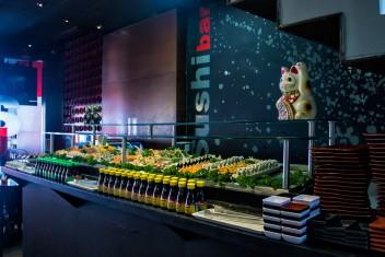 Paludo Gourmet - Sushi Bar
